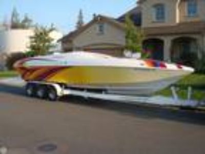 2003 CALIBER 1 BOATS Thunder Offshore 280