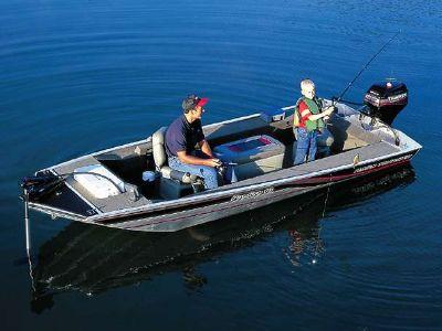 2000 Tracker Panfish 16 Bass Boats Boats Coloma, MI