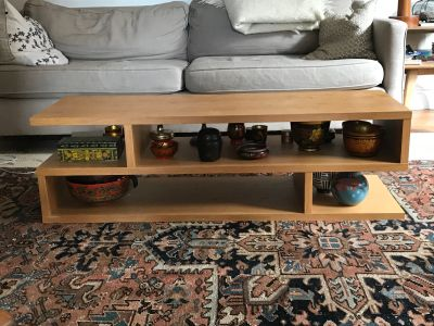 ABC Carpet & Home Contemporary Coffee Table