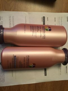 Pureology Pure Volume Shampoo & Conditioner 8.5oz