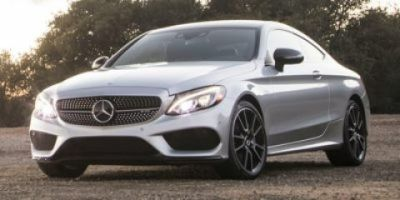 2018 Mercedes-Benz C-Class AMG C 43 4MATIC Coupe (Polar White)