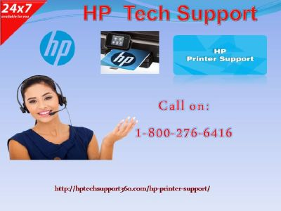 How Can I Get A Trustworthy Aid Via Hp Tech Support 1-800-276-6416?