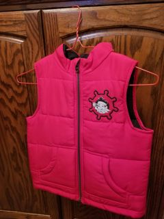 Jake and the Pirates vest. Size 4t. Brand new!!!!