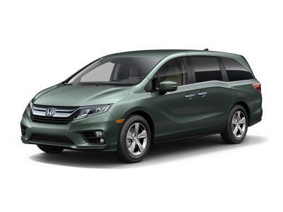 2019 Honda Odyssey EX (Modern Steel Metallic)