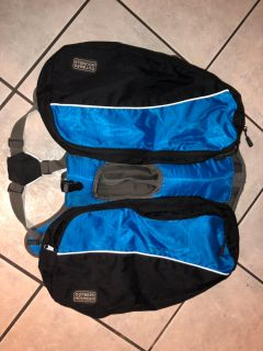 OUTWARD HOUND QUICK RELEASE DOG HIKING PACK L/XL