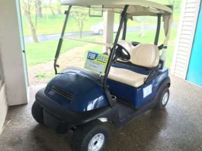 Sell 2011 Club Car Precedent Golf Car motorcycle in Eighty Four, Pennsylvania, United States