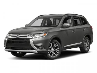 2016 Mitsubishi Outlander SE (Diamond White Pearl)