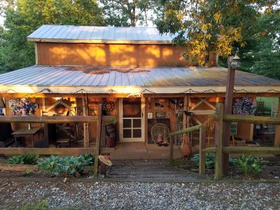 Spend the day in Primitive Paradise, Oct 27th ,11am to 4pm