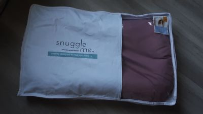 Organic Snuggle Me Infant Lounger