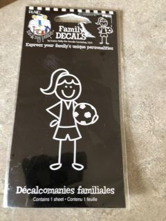 Soccer Decal new