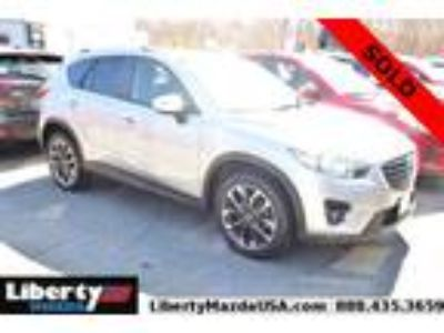 2016 Mazda CX-5 Grand Touring AWD /LEATHER AND HEATED SEATS