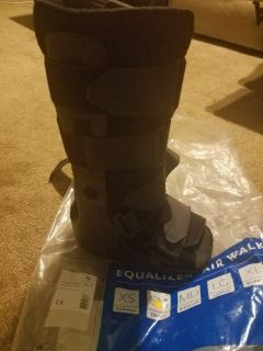 Equalizer Air Medical Boot