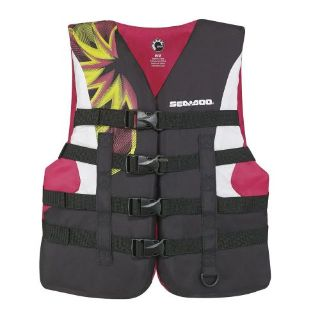 Find Sea-Doo Ladies' Nylon Motion PFD- Life Jacket Vest - Pink motorcycle in Sauk Centre, Minnesota, United States, for US $54.99