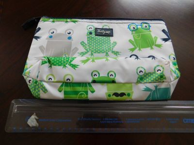 ADORABLE THIRTY ONE 31 FROG CASE