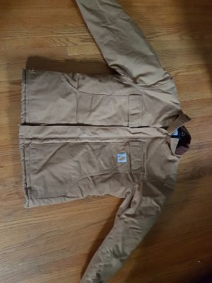 Carhartt parka and pants
