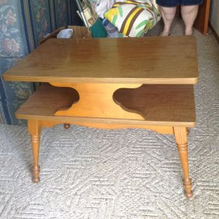End tables pair of them. Price is for both