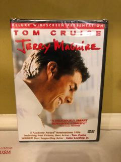 Jerry Maguire DVD - Brand New