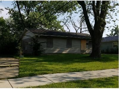 3 Bed 1 Bath Preforeclosure Property in Chicago Heights, IL 60411 - Brookline St