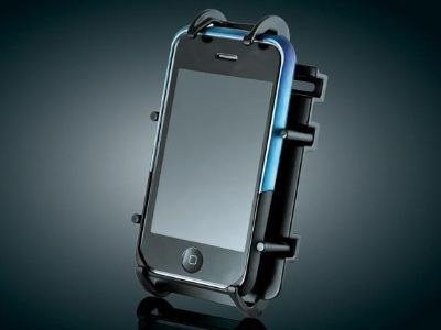 Find Kuryakyn Universal Spring Loaded Device Holder for iPhone Cell Phone Other 4107 motorcycle in Cincinnati, Ohio, US, for US $19.95