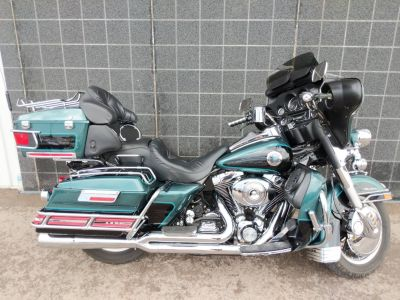 2002 Harley-Davidson FLHTCUI Ultra Classic Electra Glide Touring Motorcycles Rapid City, SD