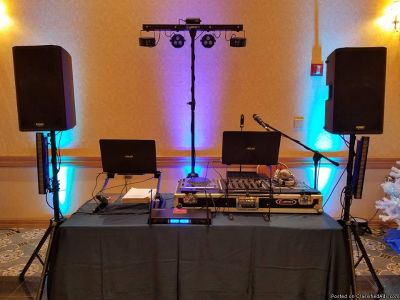 DJ Packages & Services for your Wedding