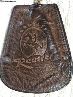 original coco brown 356 Key Fob