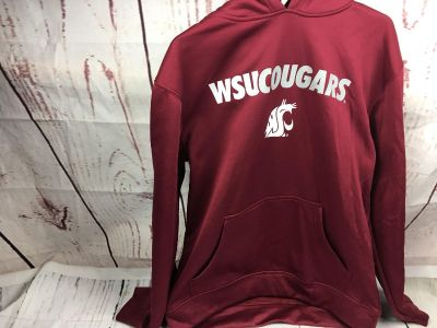 WSU cougars hoodies variety of sizes