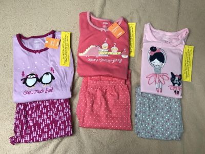 Gymboree PJ s, size 12 New With Tags