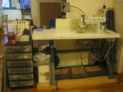 Serger Sewing Machine$