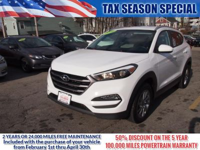2016 Hyundai Tucson AWD 4dr SE (Winter White)