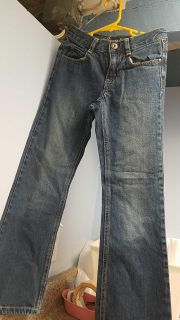 Girls jeans/size 8