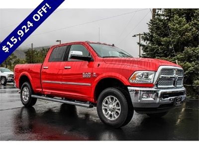 2018 RAM RSX Laramie (Flame Red Clearcoat)