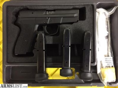 For Sale/Trade: 40 S&W Sig Pro Sp2340