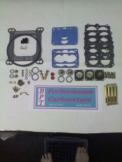 Sell HOLLEY AED BG DEMON QFT 390-1000 CFM 4150 DOUBLE PUMPER PRO SERIES REBUILD KIT motorcycle in Cottonwood, California, United States, for US $59.95