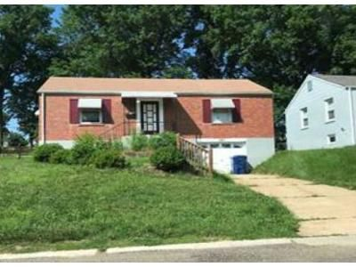 2 Bed 1 Bath Foreclosure Property in Saint Louis, MO 63125 - Willette Ter