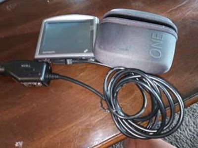 Bought off here it works pretty brand new never going to use it but got a new car with a GPS in it