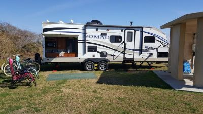 2014 Skyline Nomad 287 Travel Trailer
