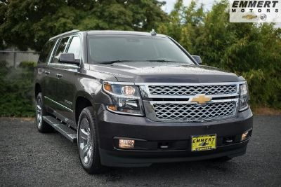 2018 Chevrolet Suburban LS 1500 (Tungsten Metallic)