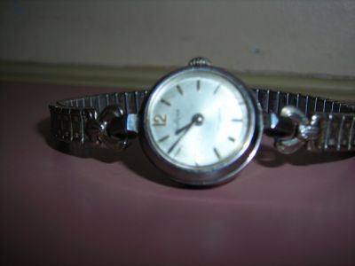 Ladies Bulova wrist watch