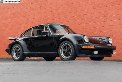 1977 Porsche Turbo Carrera