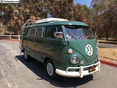 1967 Volkswagen Westfalia SO-42 Pop-Top Westy