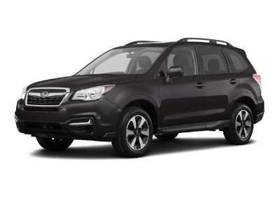 2018 Subaru Forester 2.5i Premium with Eyesight + All Weather Package +