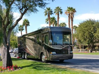 2007 Country Coach Allure 470 Sunset Bay
