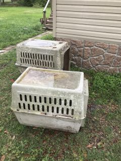 Free Dog Kennels for large dogs