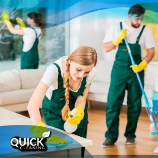 Cleaning Services IN CHICAGO | Deep Cleaning in Quick Cleaning