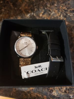 Brand New Womans Coach watch
