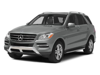 2014 Mercedes-Benz M-Class ML350 BlueTEC (Not Given)