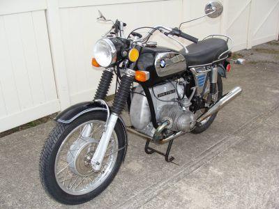 1972 BMW R75/5 SWB Street Motorcycle Lithopolis, OH