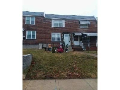 3 Bed 1 Bath Foreclosure Property in Clifton Heights, PA 19018 - Revere Rd