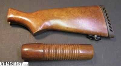 Want To Buy: Mossberg 590 wood furniture